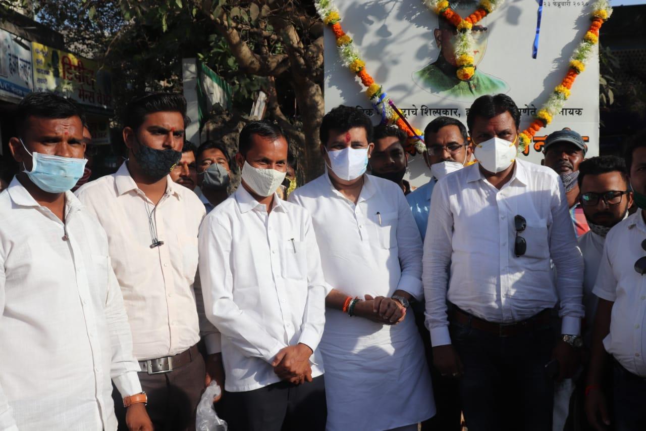 वनमंत्री संजय राठोड यांचा महाराष्ट्र दौऱ्याला पालघर मधून सुरवात…